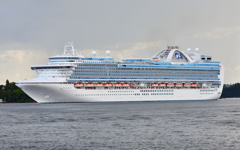 Croaziera 2019 - Mediterana de Est (Atena) - Princess Cruises - Emerald Princess - 7 nopti