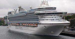 Croaziera 2018 - Mexic - Roundtrip (Los Angeles) - Princess Cruises - Emerald Princess - 4 nopti