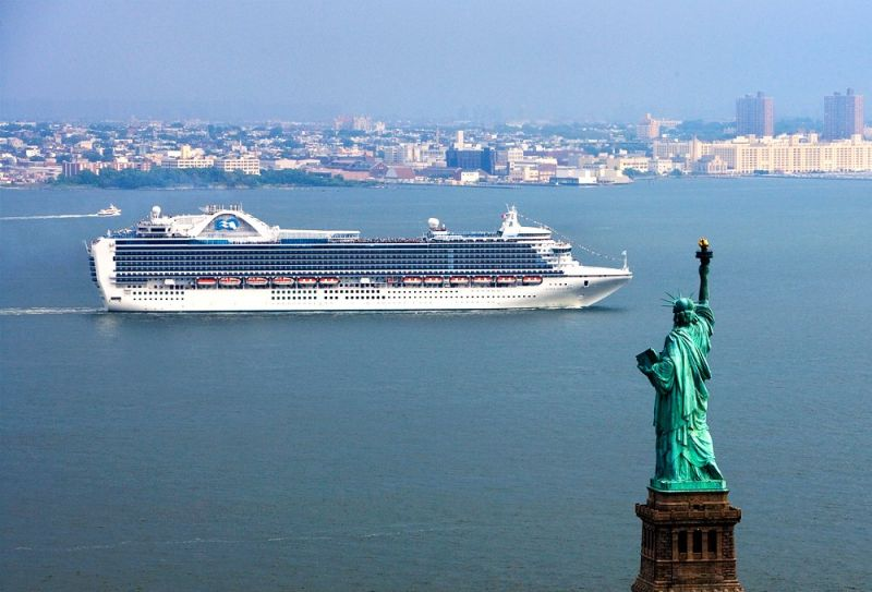 Croaziera 2019 - Transatlantic si Repozitionare (Fort Lauderdale) - Princess Cruises - Crown Princess - 15 nopti