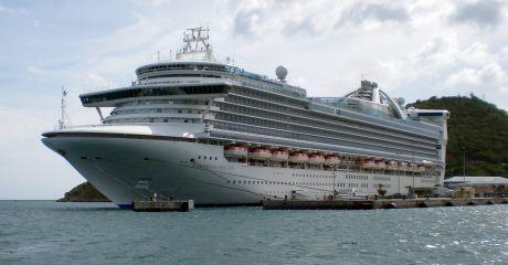 Croaziera 2018 - Caraibe de Est (Fort Lauderdale) - Princess Cruises - Caribbean Princess - 7 nopti