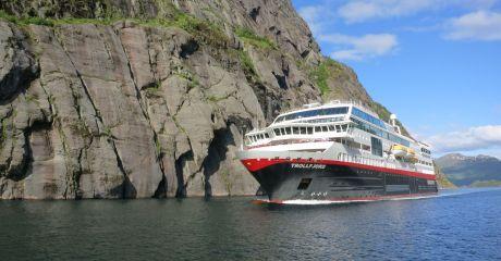 Croaziere 2018/2019 - Scandinavia si Fiordurile Norvegiene (Bergen) - Hurtigruten - MS Trollfjord - 11 nopti