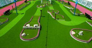 Terenul de Mini Golf