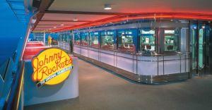 Restaurantul Johnny Rocket's