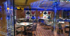 Sala pentru jocurile de carti