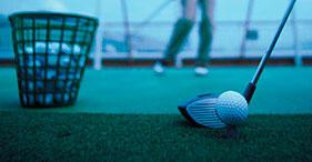 Terenul de golf