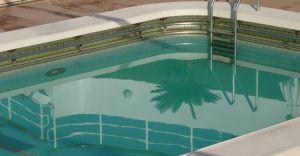 Zona de piscine
