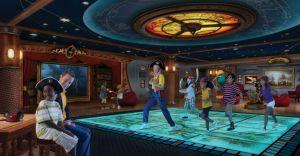 Lab Disney's Oceaneer