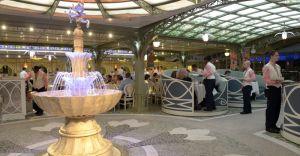 Restaurantul Enchanted Garden