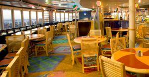 Restaurantul Beach Blanket