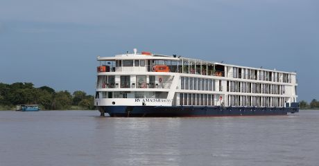Croaziera 2019 - Vietnam/ Raurile Cambodia (Prek Kdam Bridge) - AmaWaterways Cruises - AmaDara - 7 nopti