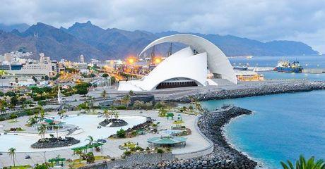 Santa Cruz de Tenerife, Insulele Canare