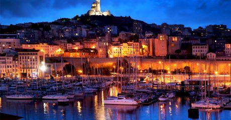 Provence (Marsilia), Franta