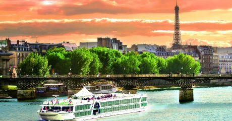 Croaziera 2020 - La Belle France - Sena (Paris) - Luftner Cruises - MS Amadeus Diamond - 7 nopti
