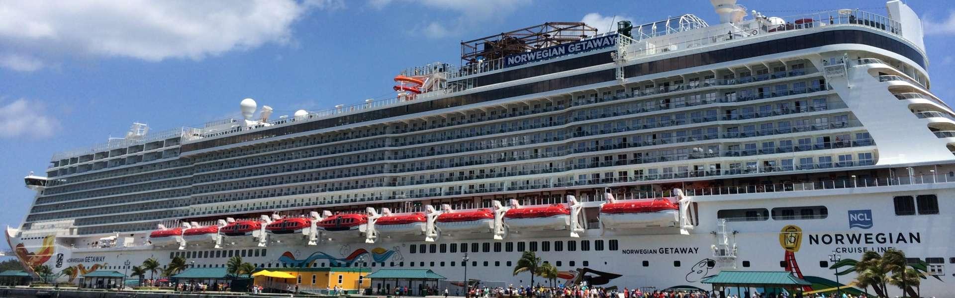 Croaziera 2019 - Baltice/Rusia (Copenhaga) - Nowegian Cruise Line - Norwegian Getaway - 9 nopti