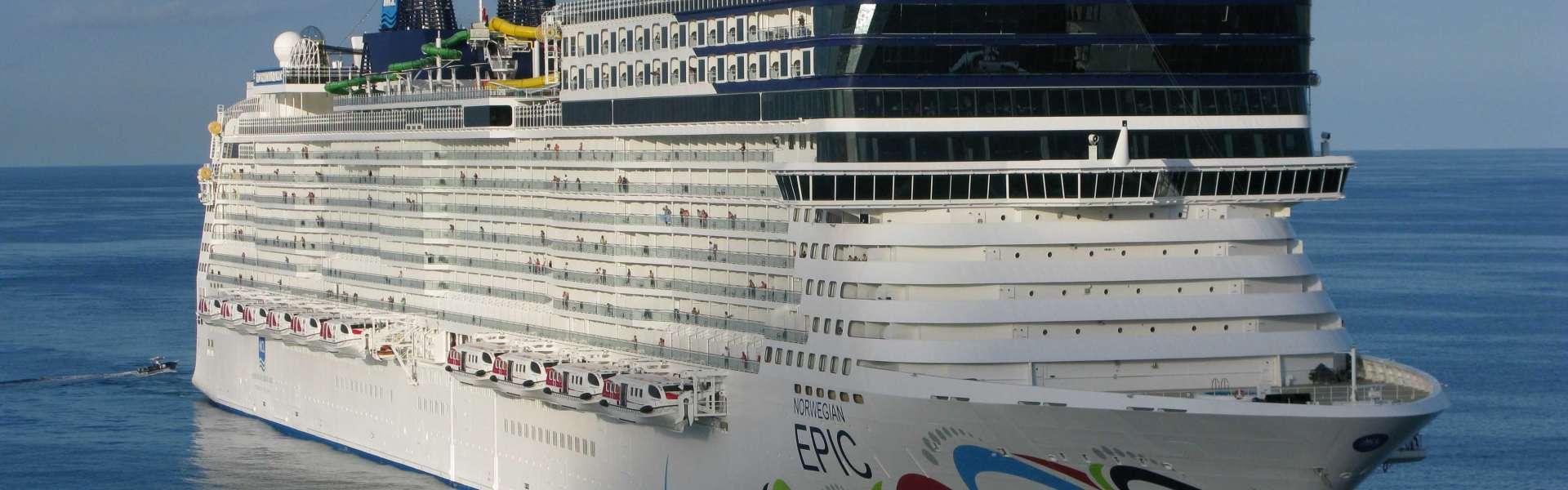 Croaziera 2019 - Mediterana De Vest (Barcelona) - Norwegian Cruise Line - Norwegian Epic - 7 nopti