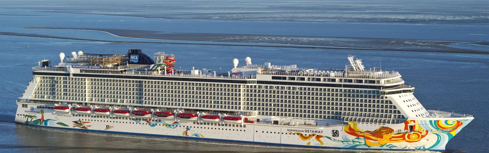 Croaziera 2019 - Baltice/Rusia (Copenhaga) - Norwegian Cruise Line - Norwegian Getaway - 9 nopti
