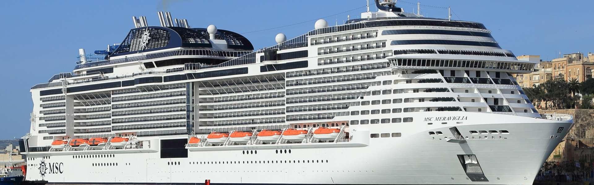 Croaziera de Grup Organizat cu Zbor Inclus 2019 - Capitalele Baltice (Kiel) - MSC Cruises - MSC Meraviglia - 7 nopti
