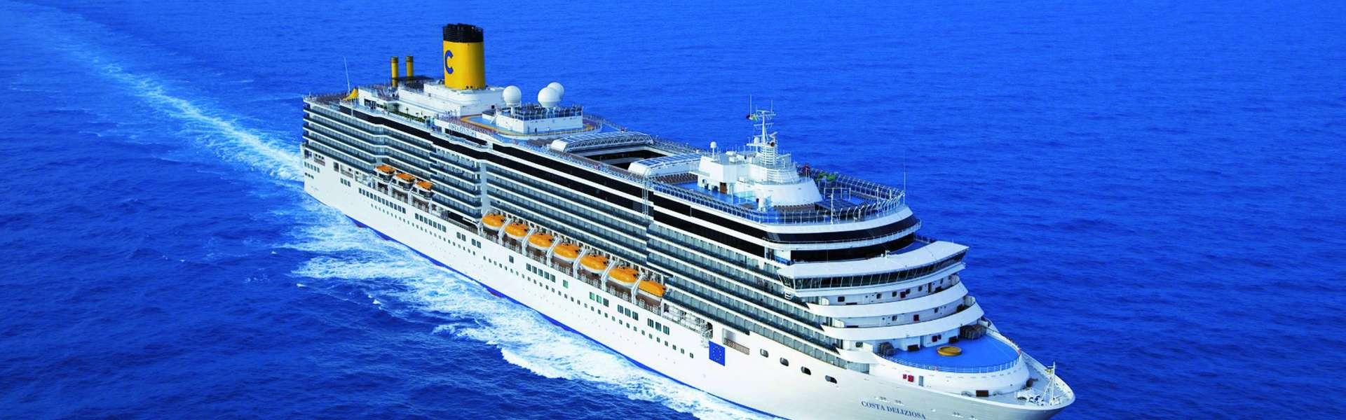 Croaziera 2019 - Caraibele de Vest (Port Everglades) - Costa Cruises - Costa Deliziosa - 10 nopti