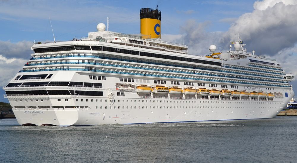 Croaziera 2018 - Asia de Sud (Singapore) - Costa Cruises - Costa Fortuna - 7 nopti