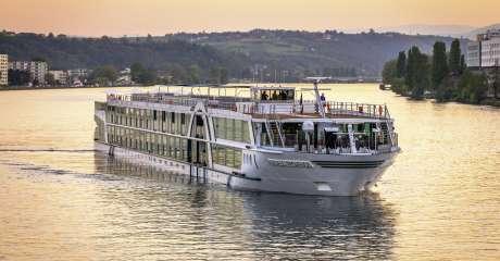 Croaziera 2019 - Rhone si Saone - Comorile din Burgundia si Provence (Lyon) - Luftner Cruises - Amadeus Provence- 7 nopti