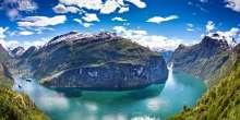 Descopera Fiordurile Norvegiene cu MSC Cruises