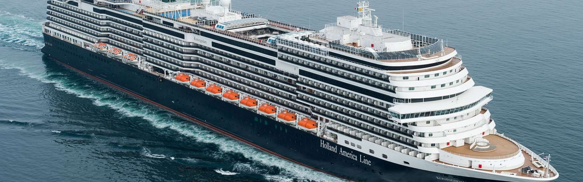 Croaziera 2019 - Mediterana de Vest (Roma/ Civitavecchia) - Holland America Line - ms Koningsdam - 10 nopti