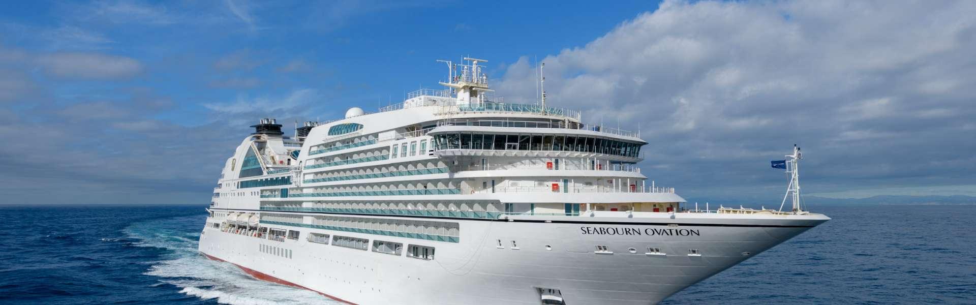 Croaziera 2019 - Mediterana de Vest (Atena/Piraeus) - Seabourn - Seabourn Ovation - 8 nopti