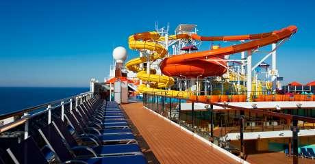 Croaziera 2019 - Caraibele de Est  (Port Canaveral) - Carnival Cruise Line - Carnival Breeze - 7 nopti