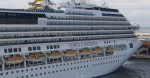 Croaziera 2021 - Mediterana de Vest (Marsilia) - Costa Cruises - Costa Fascinosa - 3 nopti