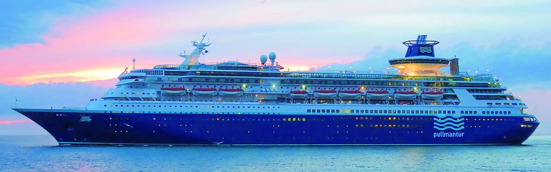 Croaziera 2019 - Mediterana de Vest (Barcelona)  - Pullmantur Cruises - Sovereign - 7 nopti