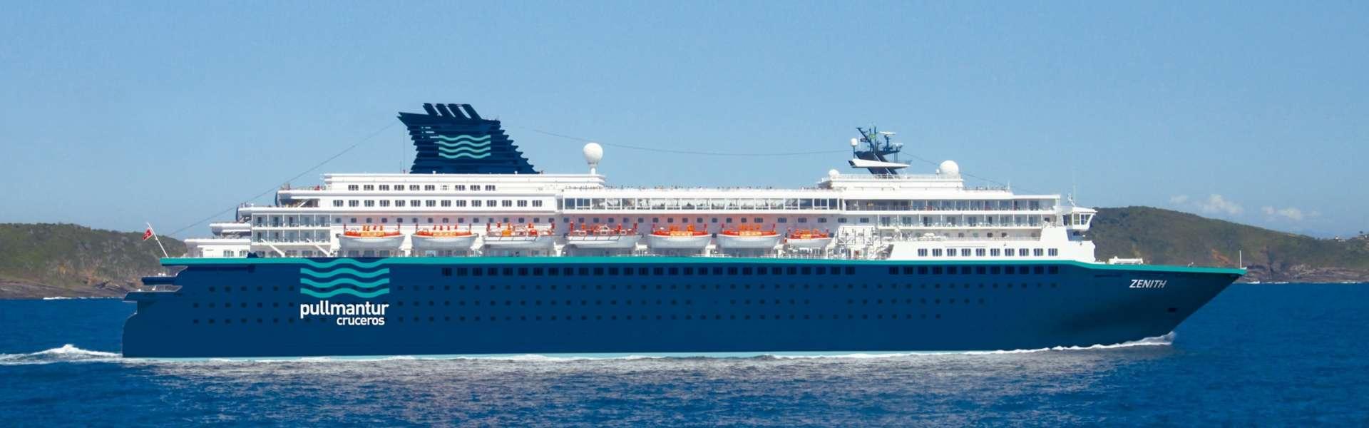 Croaziera 2018/2019 - Insulele Canare (Gran Canaria) - Pullmantur Cruises - Zenith - 7 nopti