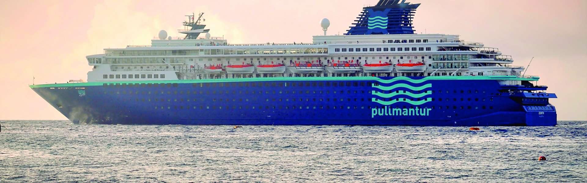 Croaziera 2018/2019 - Insulele Canare (Tenerife) - Pullmantur Cruises - Zenith - 7 nopti