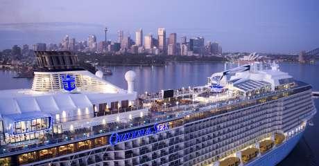 Croaziera 2019 - Australia si Noua Zeelanda (Sydney) - Royal Caribbean Cruise Line - Ovation of the Seas - 12 nopti