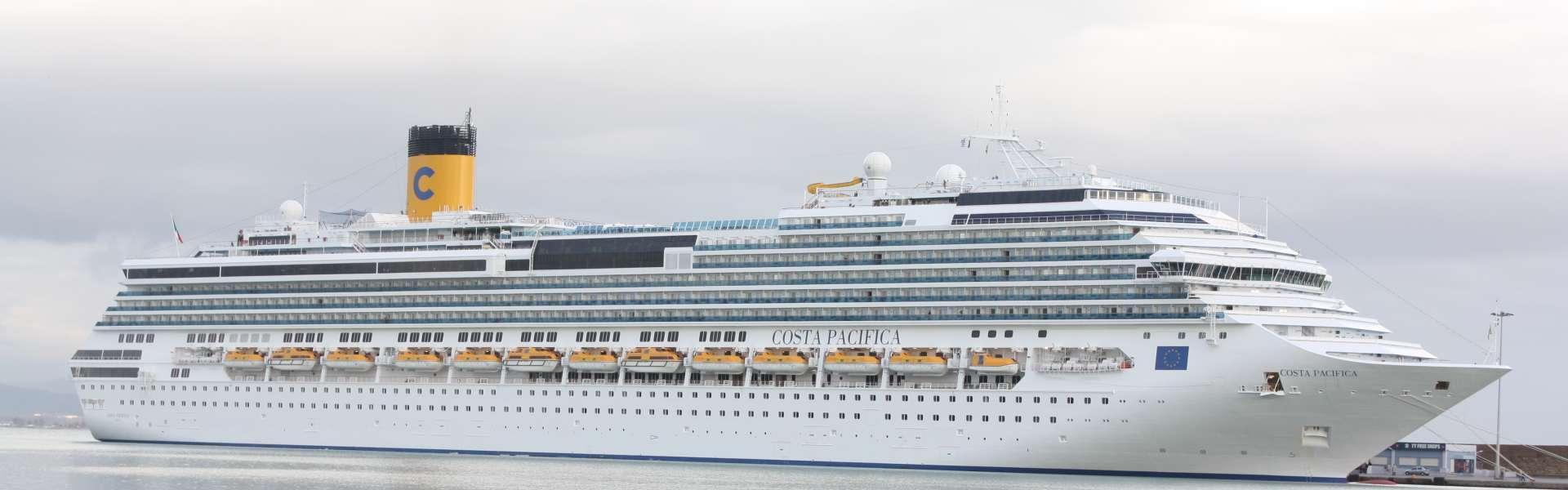 Croaziera 2019 - Caraibe de Est (Pointe a Pitre) - Costa Cruises - Costa Pacifica - 7 nopti