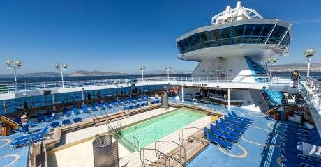 Croaziera 2019 - Insulele Grecesti (Atena/Piraeus) - Celestyal Cruises - Celestyal Olympia - 4 nopti