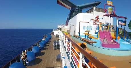Croaziera 2021 - Insulele Pacificului de Sud ( Brisbane) - Carnival Cruise Line - Carnival Spirit - 7 nopti