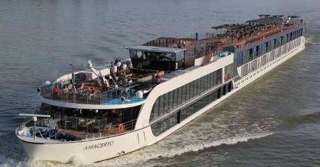Croaziera 2019 - Dunarea (Bucuresti) - AmaWaterways Cruises - AmaCerto - 20 nopti