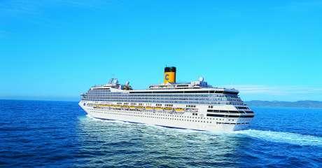 Croaziera 2021 - Transatlantic si Repozitionari (Marsilia) - Costa Cruises - Costa Fortuna - 11 nopti