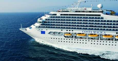 Croaziera 2020 - Mediterana de Vest (Barcelona) - Costa Cruises - Costa Magica - 3 nopti
