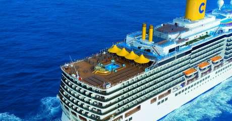 Croaziera 2019 - Mediterana de Est (Venetia) - Costa Cruises - Costa Luminosa - 7 nopti