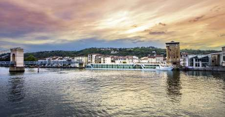 Croaziera 2020 - Rhone si Saone - Comorile din Burgundia si Provence (Lyon) - Luftner Cruises - Amadeus Provence - 7 nopti
