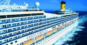 Croaziera 2020 - Repozitionare (Civitavecchia) - Costa Cruises - Costa Fortuna - 21 nopti