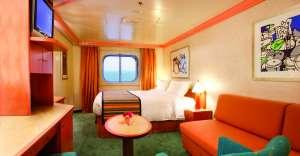 Croaziera 2020 - Transatlantic/Repozitionare (Rio de Janeiro) - Costa Cruises - Costa Pacifica - 15 nopti
