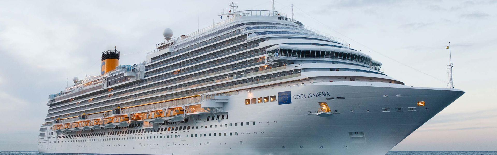 Croaziera 2018 -  Mediterana de Vest (Civitavecchia) - Costa Diadema - Costa Cruises - 7 nopti