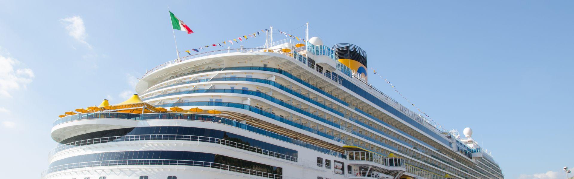Croaziera 2018 - Mediterana de Vest (Savona) - Costa Cruises - Costa Diadema - 7 nopti