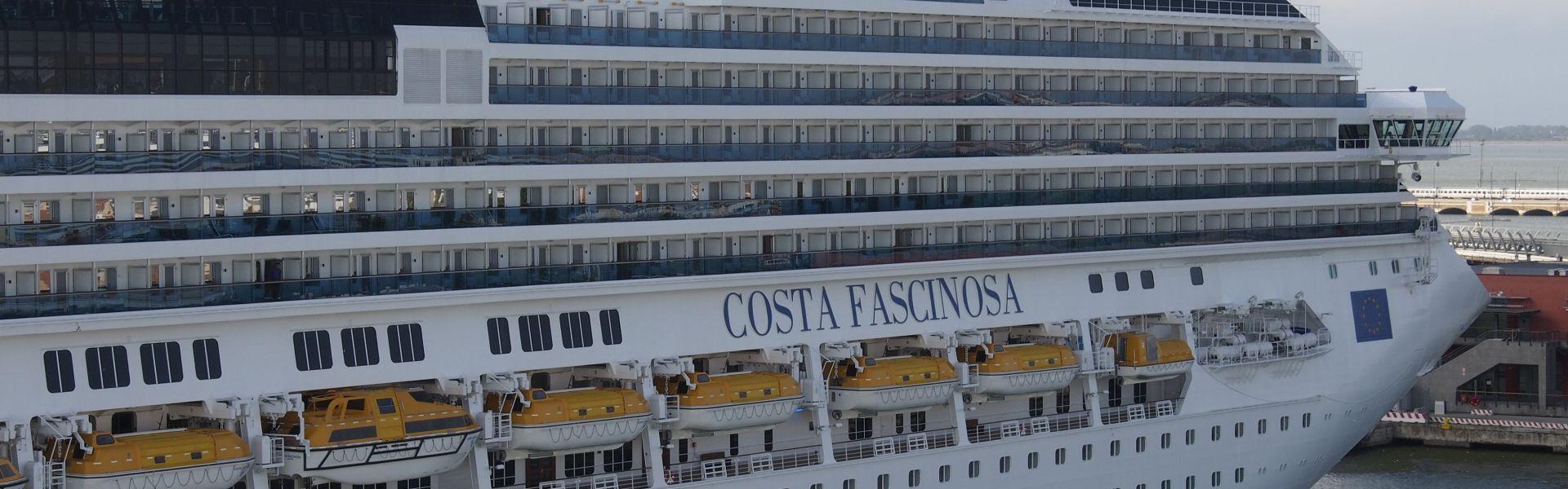 Croaziera 2018 - Mediterana de Vest (Savona) - Costa Cruises - Costa Fascinosa - 7 nopti
