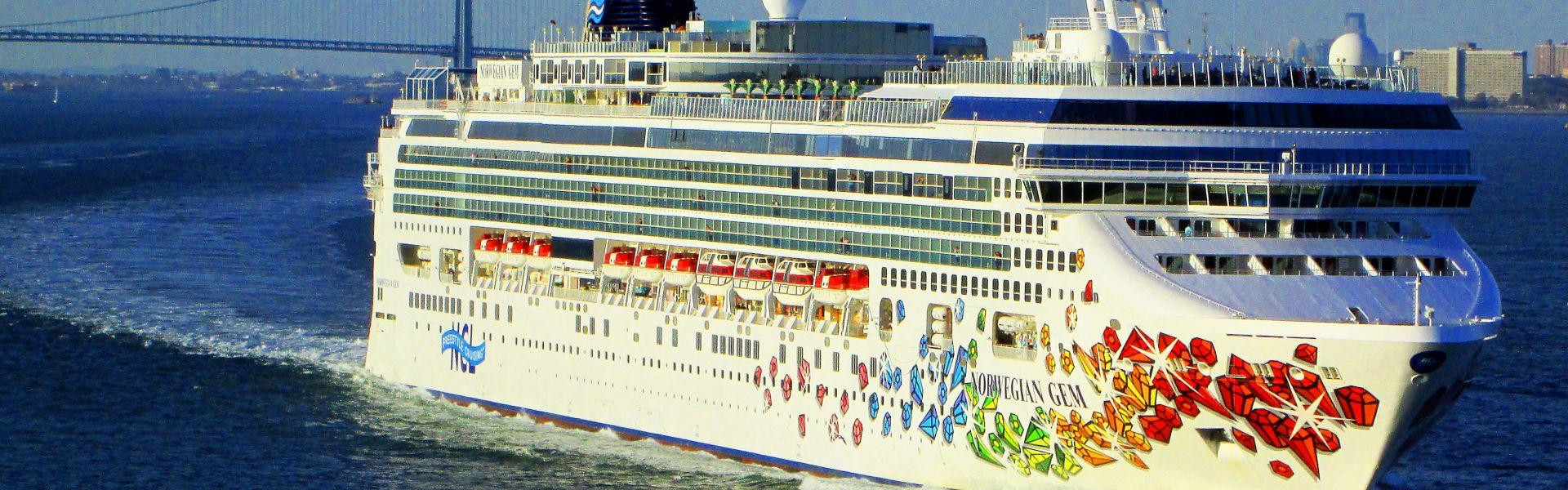 Croaziera 2018 - Bahamas (New York) - Norwegian Cruise Line - Norwegian Gem - 7 nopti