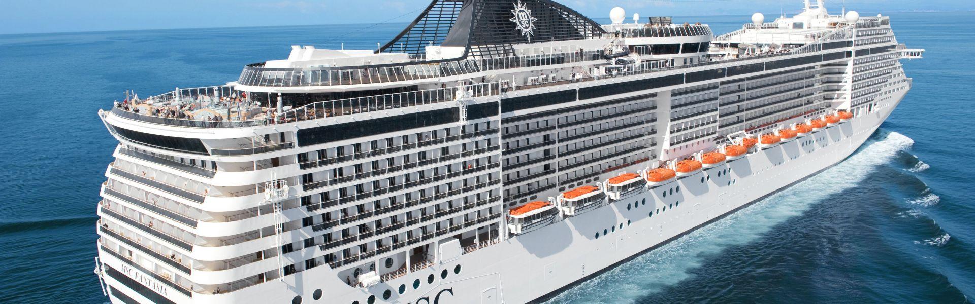 Croaziera 2018 - Tranatlantic/ Repozitionare (Barcelona) - MSC Cruises - MSC Fantasia - 18 nopti