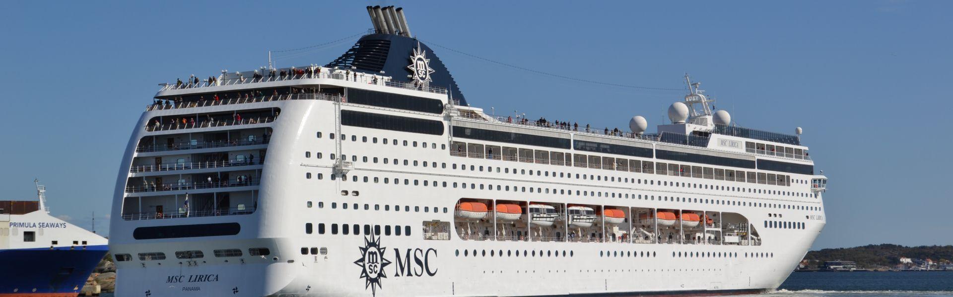 Croaziera 2019 - Orientul Mijlociu (Dubai) - MSC Cruises - MSC Lirica - 11 nopti