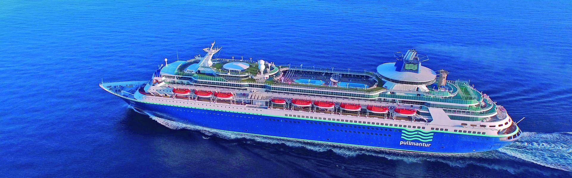 Croaziera 2018 - Mediterana de Vest (Barcelona) - Pullmantur Cruises - Sovereign - 7 nopti